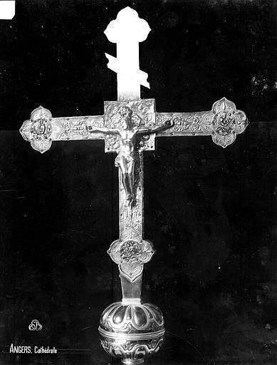 Cathédrale Saint-Maurice , Robert, Paul (photographe),