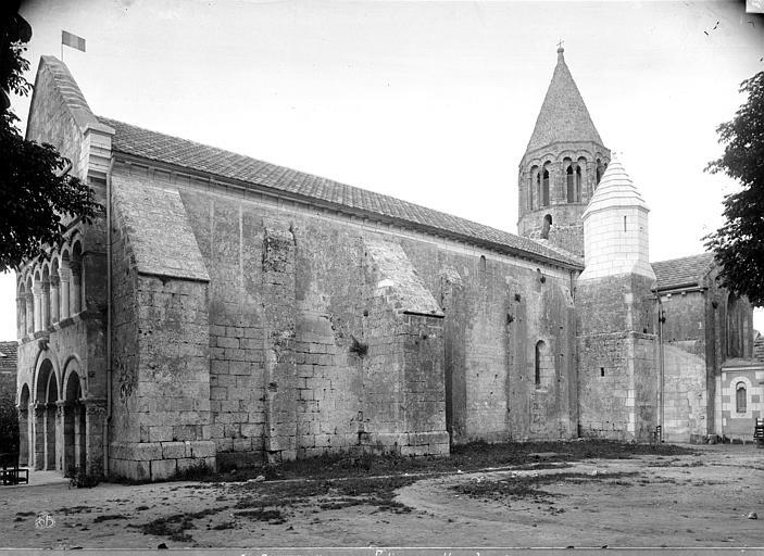 Eglise Saint-Jean-Baptiste Ensemble sud-ouest, Mieusement, Médéric (photographe),