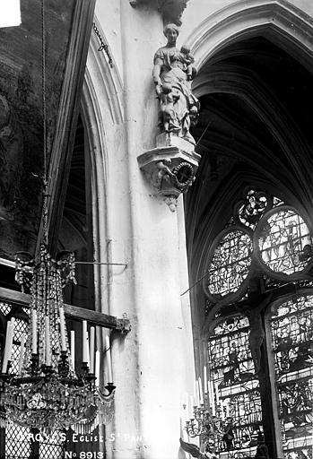 Eglise Saint-Pantaléon , Robert, Paul (photographe),