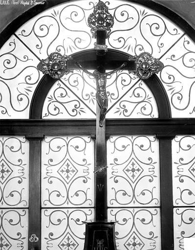 Hôpital Saint-Sauveur , Robert, Paul (photographe),