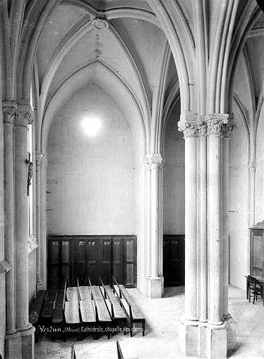 Cathédrale Notre-Dame-de-l'Assomption Chapelle du séminaire : vue intérieure, Mieusement, Médéric (photographe),