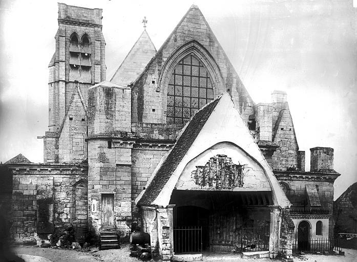 Eglise Ensemble, Durand, Eugène (photographe),