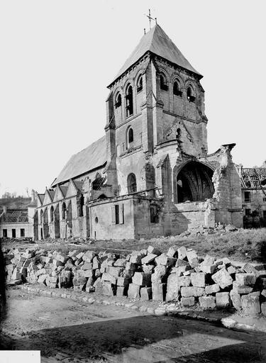 Eglise Ensemble sud-est, Service photographique,