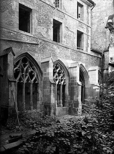 Cathédrale Notre-Dame de l'Assomption Cloître, extérieur, Service photographique,