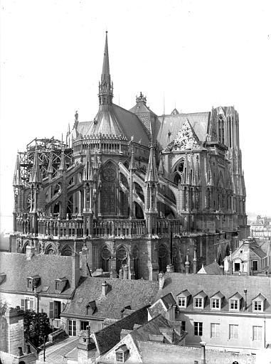 Cathédrale Notre-Dame Ensemble sud-est, Lajoie, Abel,