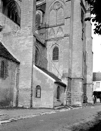 Eglise Saint-Lucien Transept, Chaine, Henri (architecte),