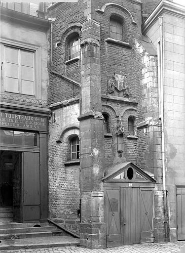Théâtre Tour du Logis du Roi, Durand, Jean-Eugène (photographe),