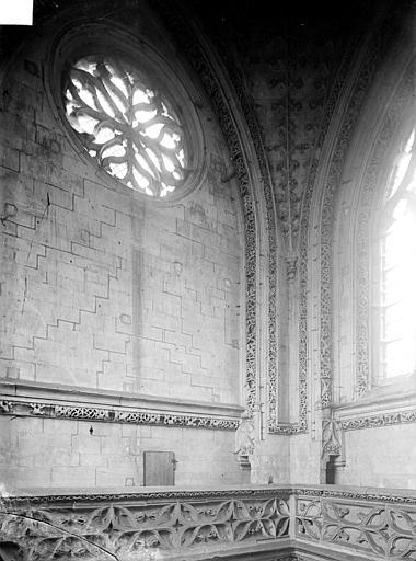 Eglise Saint-Jean Vue intérieure de la tour lanterne, Heuzé, Henri (photographe),