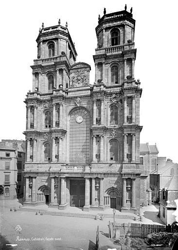 Cathédrale Saint-Pierre Ensemble ouest, Mieusement, Médéric (photographe),