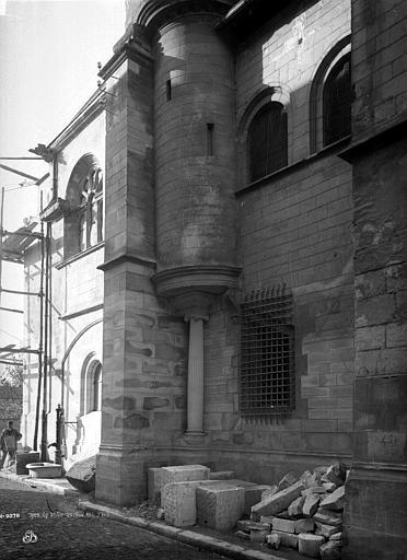 Eglise Saint-Nicolas , Durand, Eugène (photographe),
