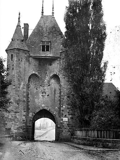 Porte de Sens , Durand, Eugène (photographe),