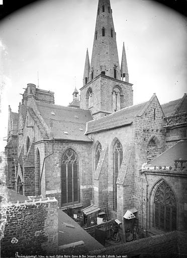 Eglise Notre-Dame-du-Bon-Secours Ensemble sud-est, Mieusement, Médéric (photographe),