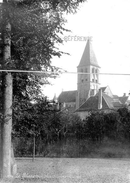 Eglise Saint-Génitour Ensemble, Mieusement, Médéric (photographe),