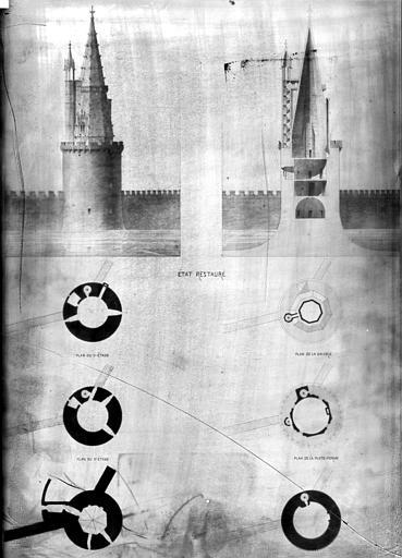 Tour de la Lanterne , Mieusement, Médéric (photographe),