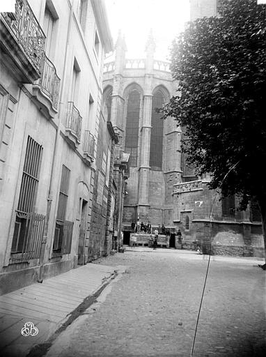 Cathédrale Saint-Nazaire (ancienne) , ,