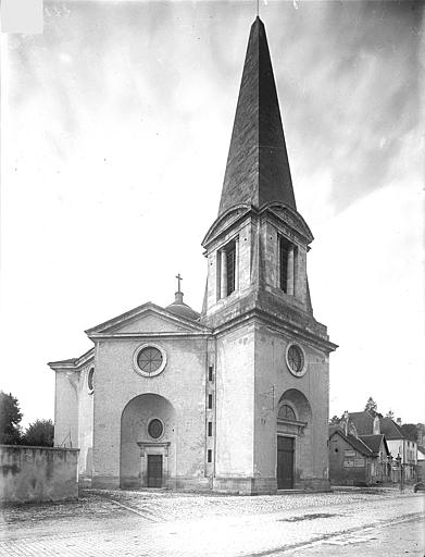 Eglise Saint-Pierre-et-Saint-Paul Ensemble nord-ouest, Heuzé, Henri (photographe),
