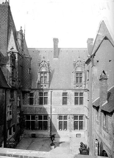 Hôtel Cujas Ensemble, Durand, Eugène (photographe),
