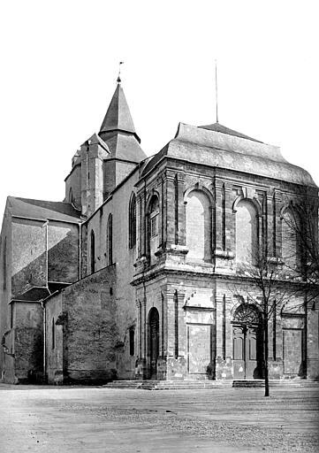Cathédrale Notre-Dame-de-la-Sède Angle nord-ouest, Mieusement, Médéric (photographe),