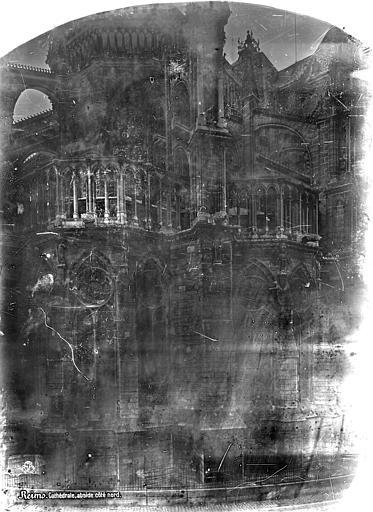 Cathédrale Notre-Dame Abside, côté nord, Mieusement, Médéric (photographe),