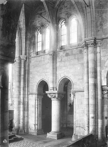 Eglise Saint-Julien-le-Pauvre Travée, Godefroy,