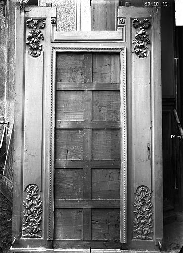 Maison Boiseries, Verneau, G.,