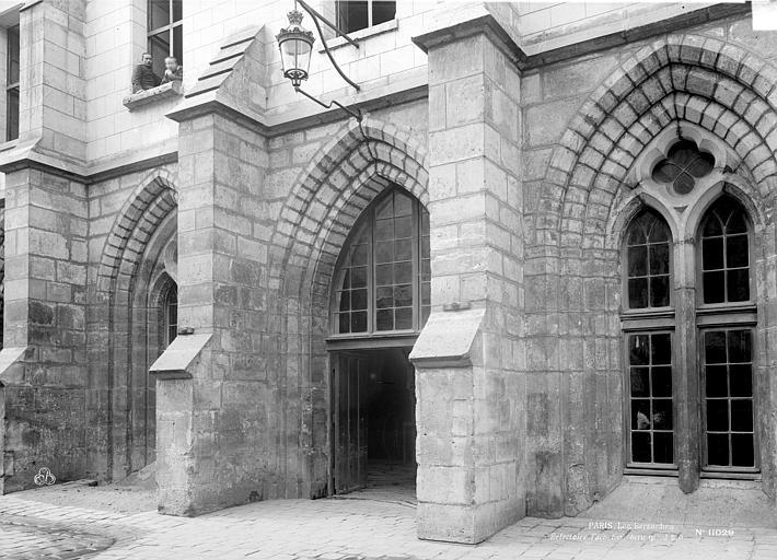 Couvent des Bernardins (ancien) Travées, Durand, Eugène (photographe),