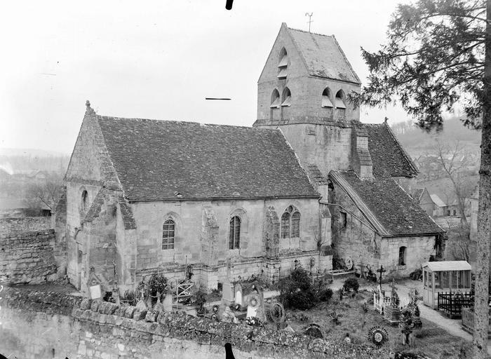 Eglise Ensemble sud-ouest, Service photographique,