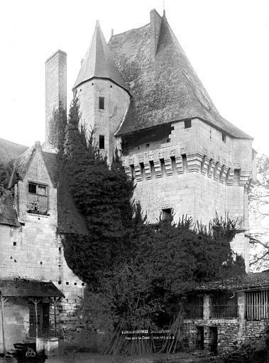 Château , Durand, Eugène (photographe),