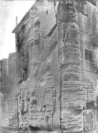 Arc romain Façade sud, Mieusement, Médéric (photographe),
