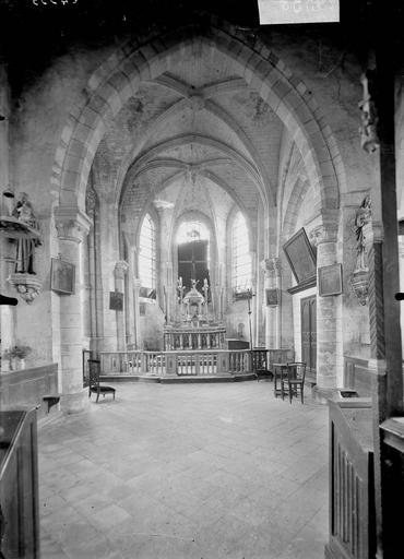 Eglise Choeur, Service photographique,