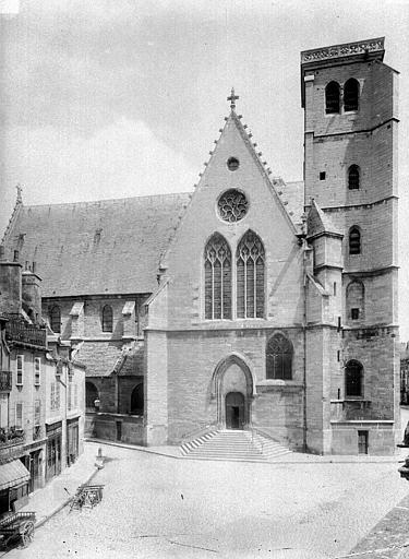 Eglise Saint-Jean Ensemble sud, Durand, Eugène (photographe),