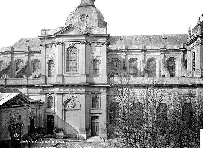 Cathédrale Saint-Louis Façade est, Mieusement, Médéric (photographe),