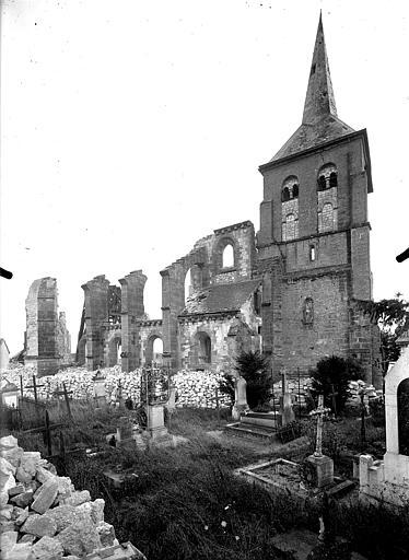 Eglise Saint-Lambert Ensemble nord, Service photographique,