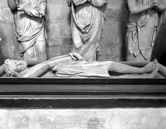 Eglise Saint-Sépulcre, le Christ, Neurdein (frères) ; Neurdein, Louis ; Neurdein, Louis (photographe),