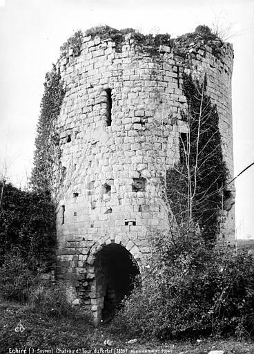 Château du Coudray-Salbart Tour, Mieusement, Médéric (photographe),