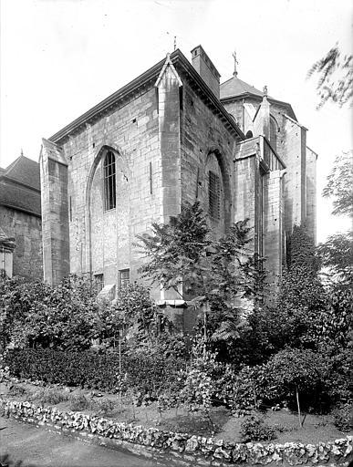 Cathédrale Saint-Vincent (ancienne) Angle sud-est : Trésor, Heuzé, Henri (photographe),