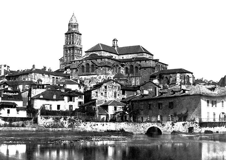 Cathédrale Saint-Front Ensemble sud, Le Gray, Gustave ; Mestral, Auguste (photographe),