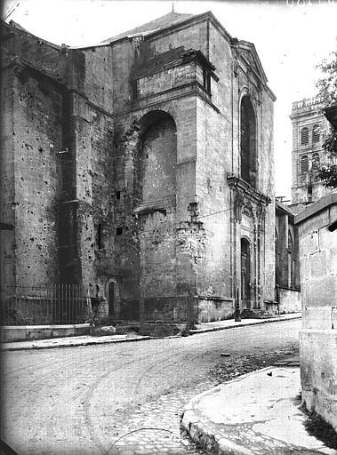 Cathédrale Notre-Dame de l'Assomption Façade latérale, Service photographique,