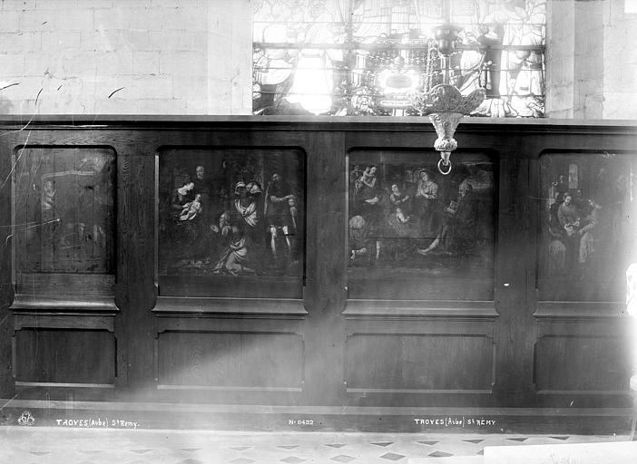 Eglise Saint-Rémy , Robert, Paul (photographe),