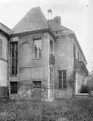 Château de Conflans (ancien) Pavillon de gauche, au sud, Durand, Jean-Eugène (photographe),