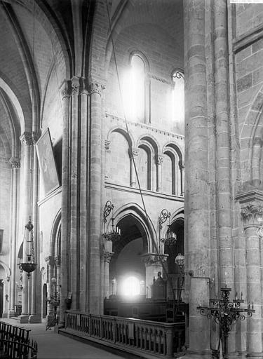 Eglise Notre-Dame Vue diagonale, Enlart, Camille (historien),