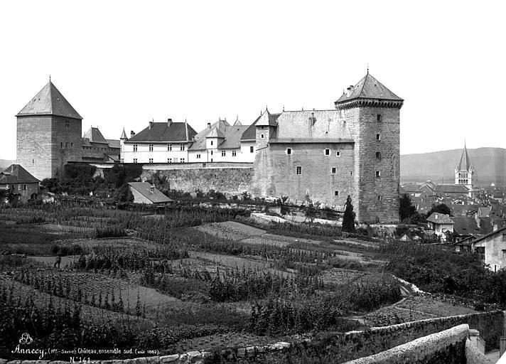Château Ensemble sud, Mieusement, Médéric (photographe),