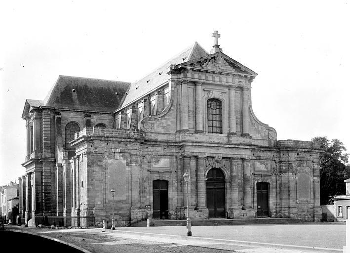 Cathédrale Saint-Louis Ensemble sud-ouest, Mieusement, Médéric (photographe),