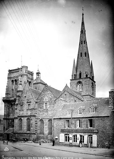 Eglise Notre-Dame-du-Bon-Secours Ensemble sud, Mieusement, Médéric (photographe),