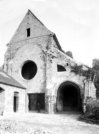 Chapelle Saint-Evremond Ensemble ouest, Durand, Eugène (photographe),