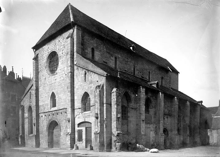 Eglise Vue d'ensemble, Enlart, Camille (historien),