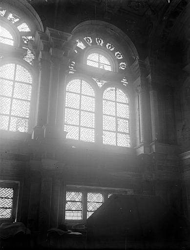 Cathédrale Saint-Etienne  (ancienne) Fenêtre, Louzier (photographe),