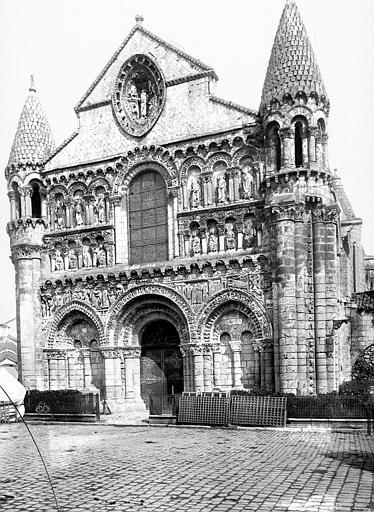 Eglise Notre-Dame-la-Grande Façade ouest, Mieusement, Médéric (photographe),