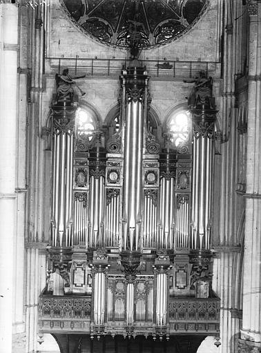 Cathédrale Notre-Dame Grand orgue, Lajoie, Abel,