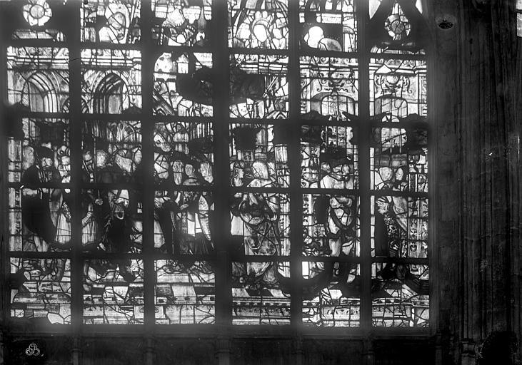 Hôtel de Mauroy Cour intérieure, Durand, Jean-Eugène (photographe),